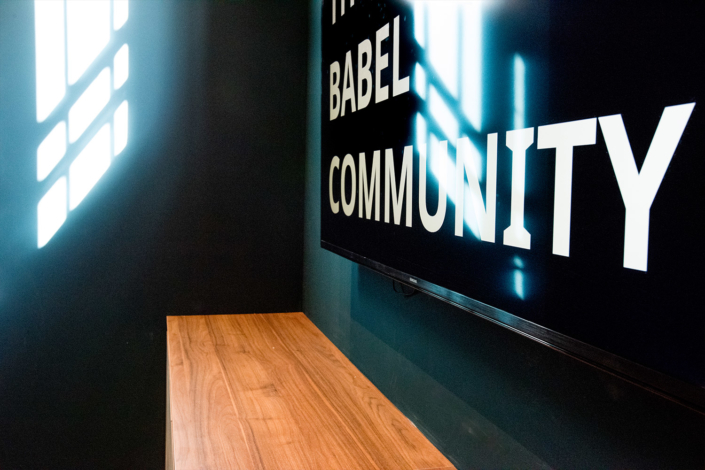 The Babel Community Marseille -