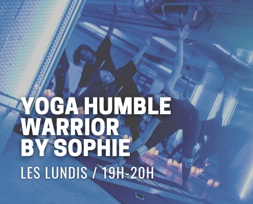 Cours Yoga Humble Marseille