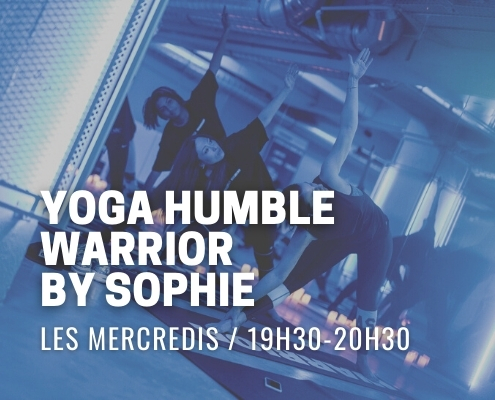 Cours Yoga Humble Warrior Marseille
