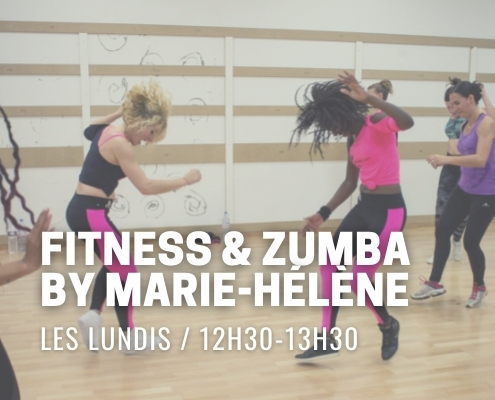 Cours Zumba Marseille
