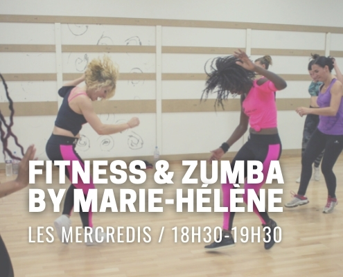 Cours Zumba Fitness Marseille