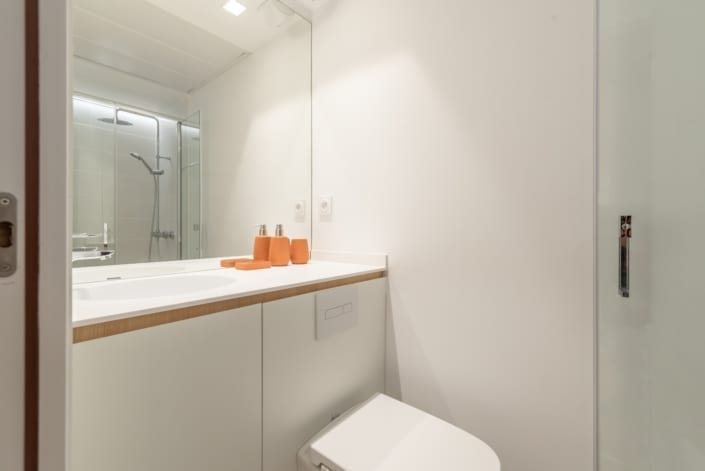 Salle de Bain privative - Coliving