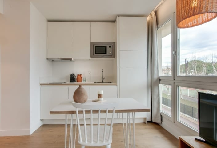 Cuisine T1 Suite - The Babel Community Montpellier